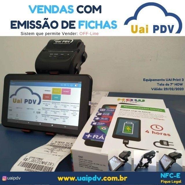PDV Completo para vendas (com ou sem emissão de NFC-E) - Foto 2