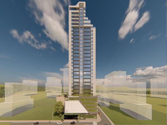 Apartamento em construção, 03 suítes, piscina, varanda, 03 vagas de garagem privativas, Ba - Foto 2
