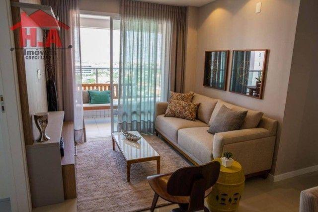 Apartamento à venda, 70 m² a partir de R$ 498.000 - Engenheiro Luciano Cavalcante - Fortal - Foto 6