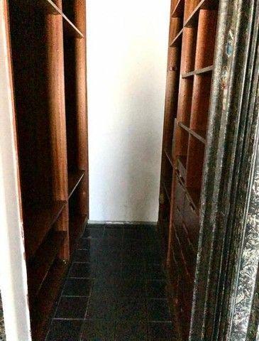 Apartamento em João Pessoa 240m² projetado e completo no melhor de Manaíra - Foto 12