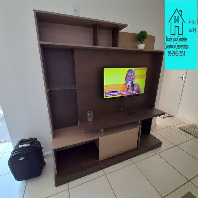 Alugo apartamento 100% mobiliado no conquista torquato  - Foto 2