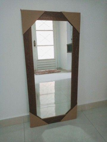 Espelhos Novos Tamanho 45x1,00 - Foto 2