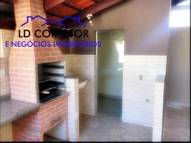 Casa de 2 Quartos em condomínio fechado completo em armários e espaço gourmet pronto - Foto 6