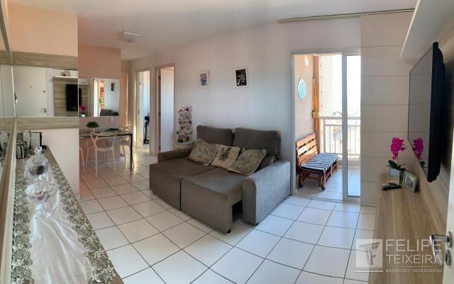 Apartamento para Venda em Fortaleza, Jacarecanga, 3 dormitórios, 1 suíte, 2 banheiros, 2 v - Foto 3