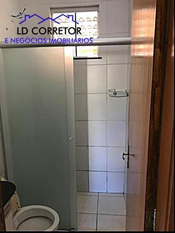 Casa de 2 Quartos em condomínio fechado completo em armários e espaço gourmet pronto - Foto 16