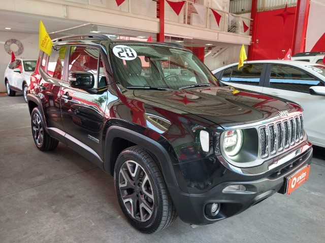 Jeep Renegade 1.8 Longitude 4x2 2020  - Foto 3