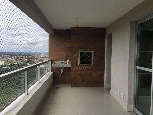 Apartamento com 3 dormitórios para alugar, 143 m² por R$ 4.200,00/mês - Jardim Aclimação -