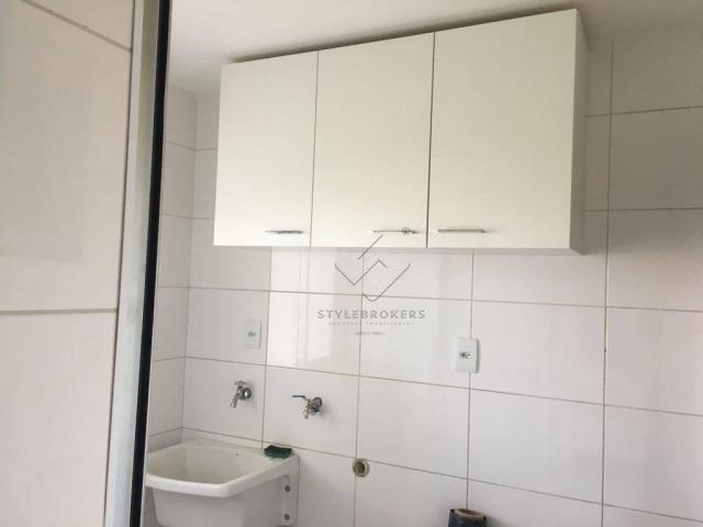 Apartamento com 3 dormitórios para alugar, 143 m² por R$ 4.200,00/mês - Jardim Aclimação - - Foto 19