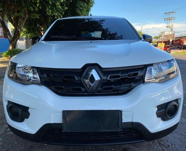 Renault Kwid  Zen 1.0 2020 - Foto 4
