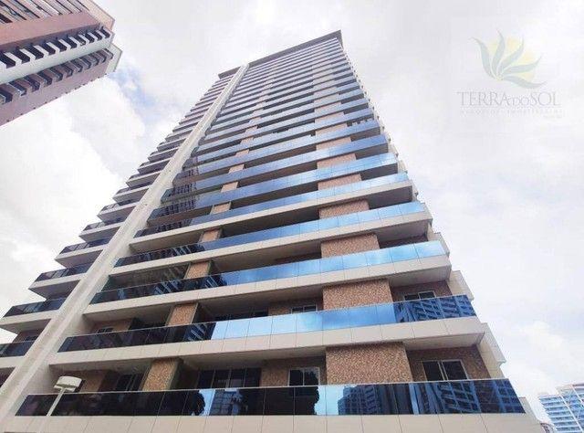 Apartamento com 3 dormitórios à venda, 127 m² por R$ 1.273.818 - Aldeota - Fortaleza/CE