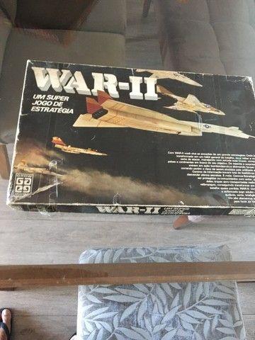 Jogo War II ANTIGO completo