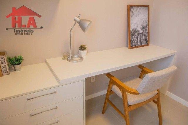 Apartamento à venda, 70 m² a partir de R$ 498.000 - Engenheiro Luciano Cavalcante - Fortal - Foto 7