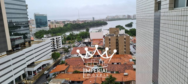Oportunidade apartamento 100% privativo 92m² com 3 quartos sento uma suíte com varanda and - Foto 7