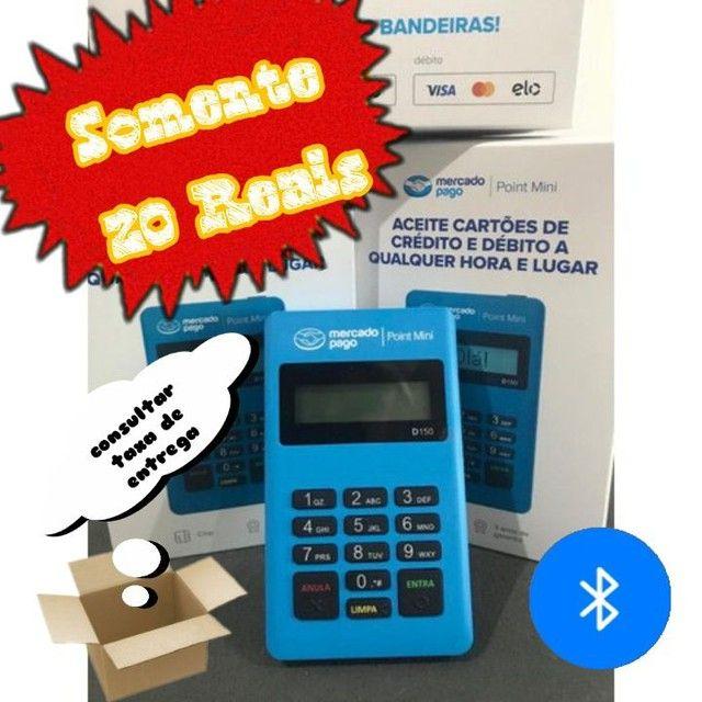 Máquininha D150 mercado pago - Foto 2