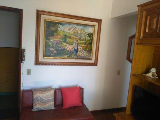 Vendo apartamento mobiliado, um dormitórios área central - Foto 4