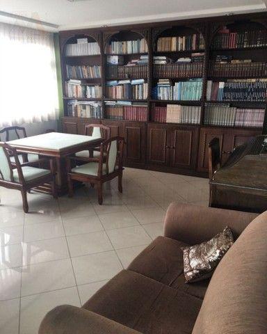 Amplo apartamento no Ed. Solar de Ainá - 3 suítes, estilo clássico, andar alto, bairro do  - Foto 10