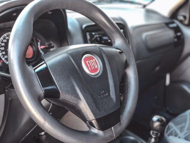 Fiat Strada Working CS 1.4 Flex 2015 IPVA 2021 PAGO!!! - Foto 17
