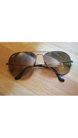 Óculos aviador ray ban  - Foto 2
