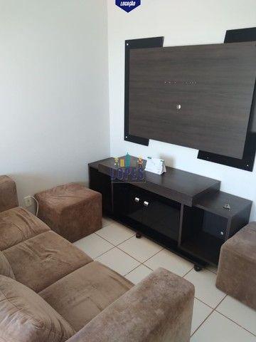 Alugo apartamento 2 quartos semi-mobiliado no condomínio Monte Carlo.  - Foto 5