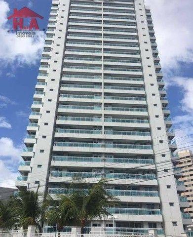 Apartamento com 3 dormitórios à venda, 111 m² por R$ 850.000 - Aldeota - Fortaleza/CE