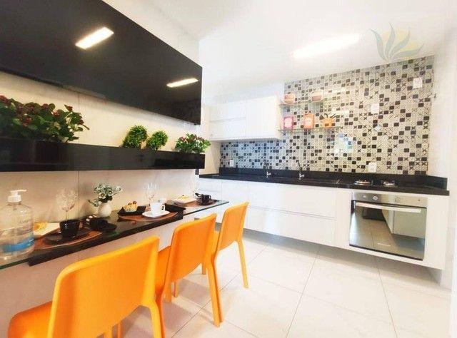 Apartamento com 3 dormitórios à venda, 127 m² por R$ 1.273.818 - Aldeota - Fortaleza/CE - Foto 16