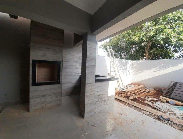 Taveiropolis Linda Casa com Área Gourmet 3 Quartos sendo um Suite Terreno nos Fundos  - Foto 5