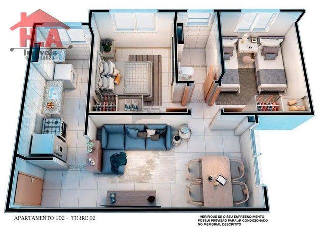 Apartamento à venda, 60 m² por R$ 189.690,00 - Passaré - Fortaleza/CE - Foto 13