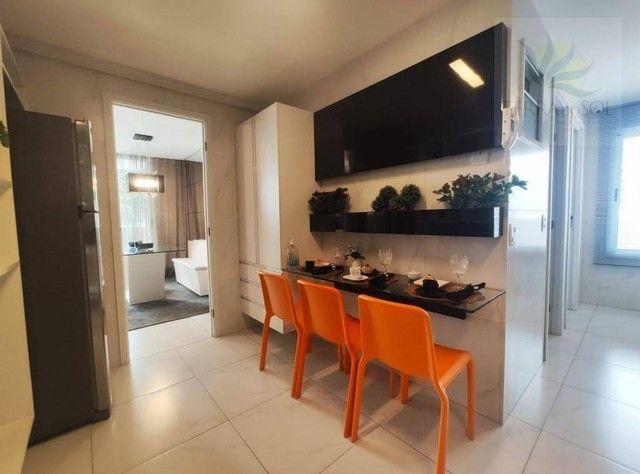Apartamento com 3 dormitórios à venda, 127 m² por R$ 1.273.818 - Aldeota - Fortaleza/CE - Foto 14