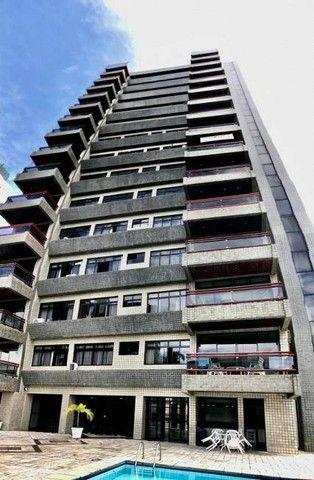 Apartamento em João Pessoa 240m² projetado e completo no melhor de Manaíra