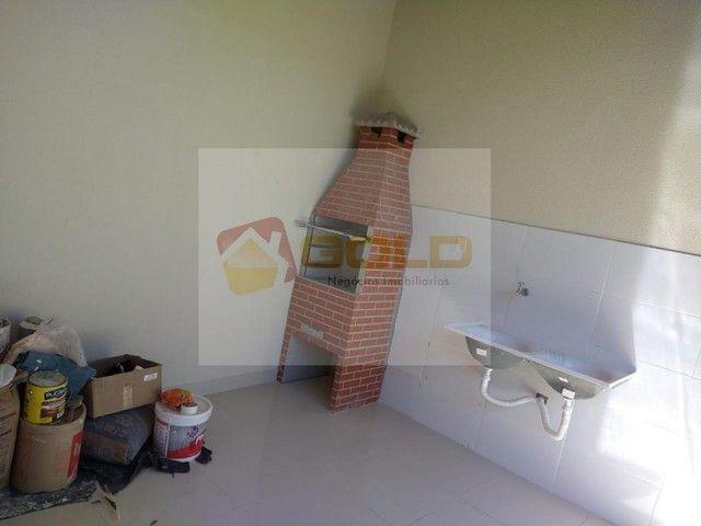 Casa para Venda em Uberlândia, São Jorge, 3 dormitórios, 1 suíte, 2 banheiros, 2 vagas - Foto 3