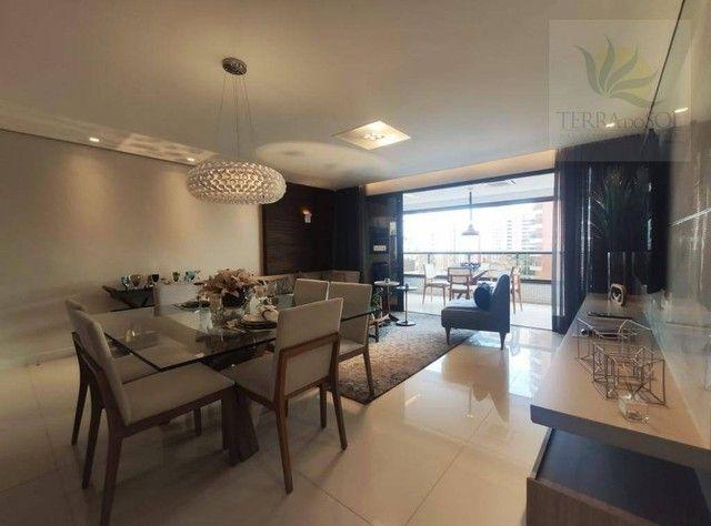 Apartamento com 3 dormitórios à venda, 162 m² por R$ 1.490.000,00 - Aldeota - Fortaleza/CE - Foto 4