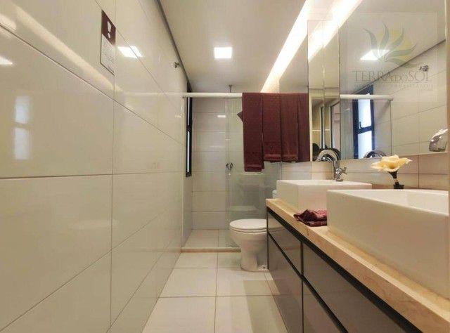Apartamento com 3 dormitórios à venda, 162 m² por R$ 1.490.000,00 - Aldeota - Fortaleza/CE - Foto 19