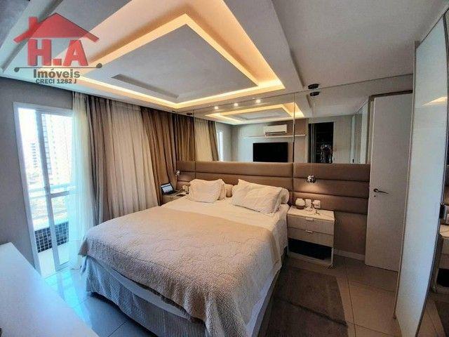 Apartamento com 3 dormitórios à venda, 136 m² por R$ 950.000,00 - Aldeota - Fortaleza/CE - Foto 6