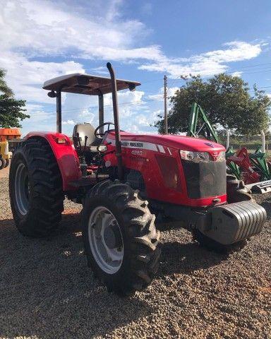 Trator MF 4283 4x4 2016 ( em Goiás ) (parcelo ) - Foto 6