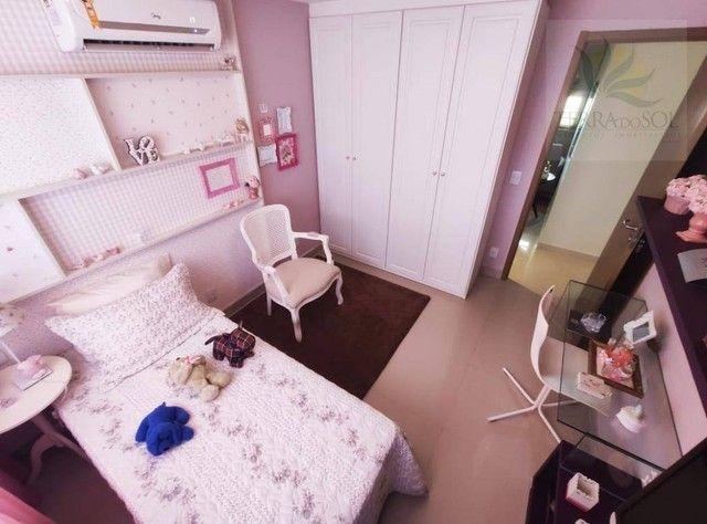 Apartamento com 3 dormitórios à venda, 146 m² por R$ 1.095.000 - Engenheiro Luciano Cavalc - Foto 18