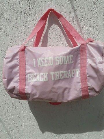 Bolsa mochila Chillibeans rosa bebê  - Foto 3