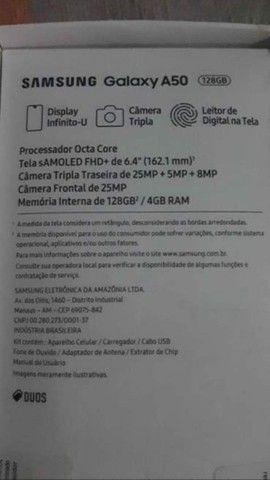 Sansung Galaxy A50 128G  - Foto 4