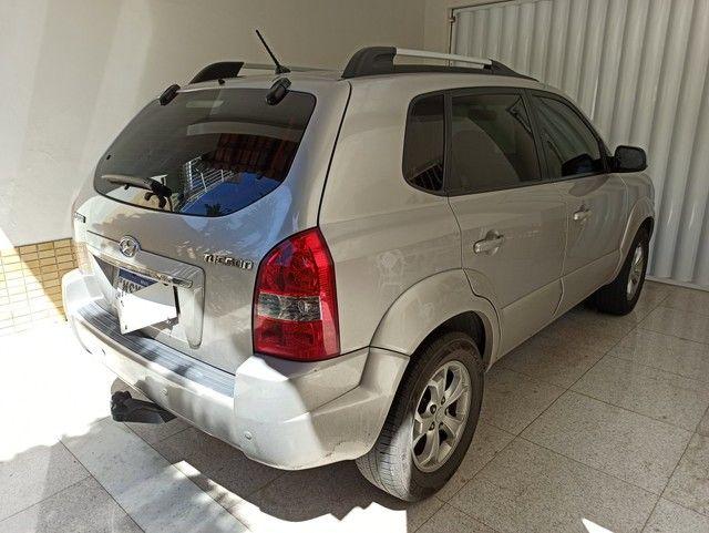 Tucson 2.0 Automático, ano/mod: 2009/2010, apenas 100.500 km rodados - Foto 5