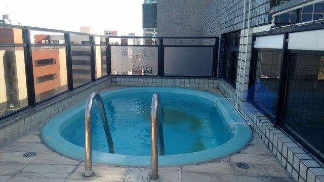 Apartamento para Locação em Maceió, Ponta Verde, 5 dormitórios, 4 suítes, 8 banheiros, 3 v - Foto 14
