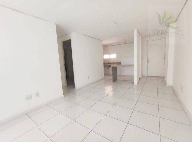 Apartamento com 3 dormitórios à venda, 81 m² por R$ 455.000 - Edson Queiroz - Fortaleza/CE - Foto 5