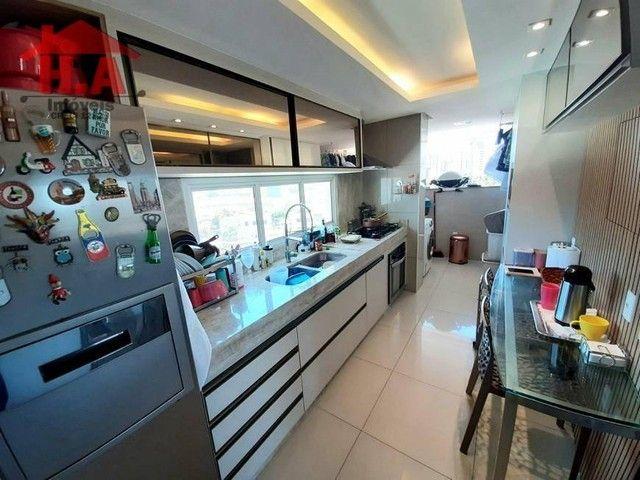 Apartamento com 3 dormitórios à venda, 136 m² por R$ 950.000,00 - Aldeota - Fortaleza/CE - Foto 17