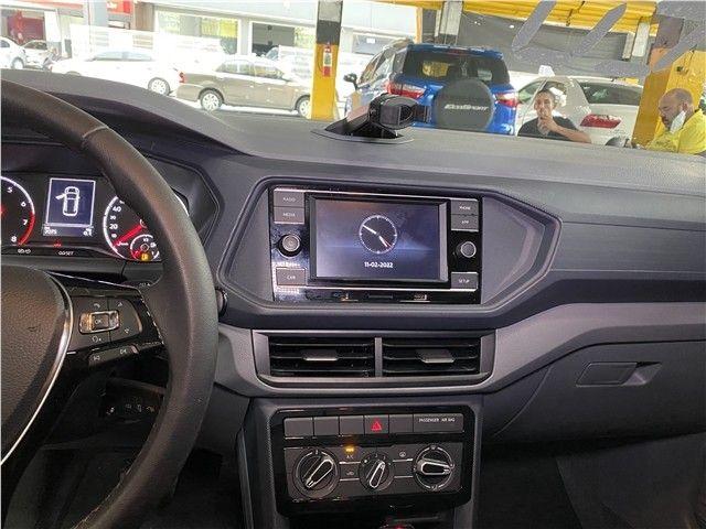 Volkswagen T-cross 2020 1.0 200 tsi total flex automático - Foto 10