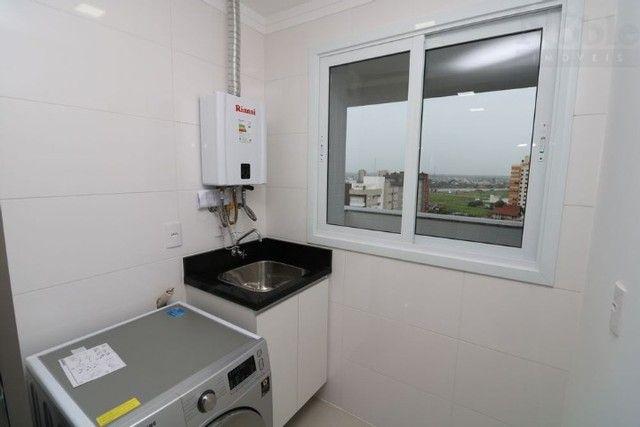 Mobiliado - Lindo apartamento na Praia Grande em Torres - 2 dormitórios com suíte - Foto 8