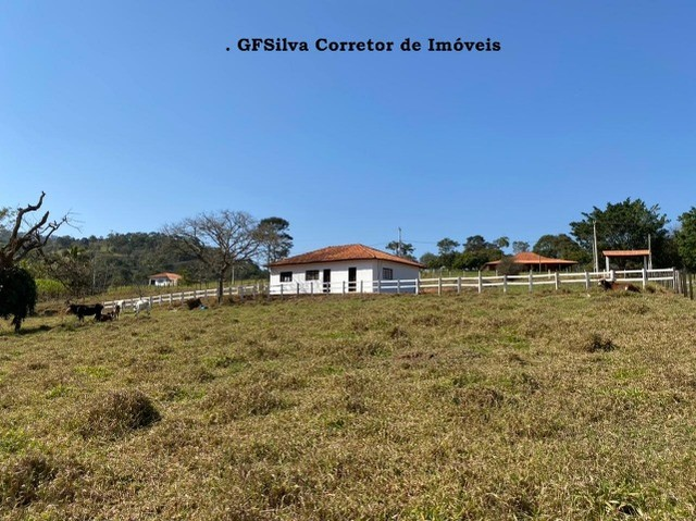 Chácara 10.000 m2 Casa Nova 3 dorm. suite Escritura Ref. 421 Silva Corretor - Foto 11