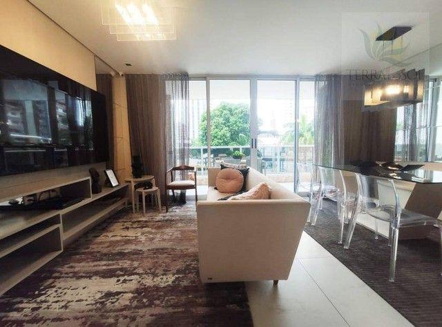 Apartamento com 3 dormitórios à venda, 127 m² por R$ 1.273.818 - Aldeota - Fortaleza/CE - Foto 5