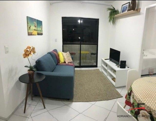 Apartamento mobiliado, com 2 quartos, próximo a Av. Antônio Sales - Foto 2