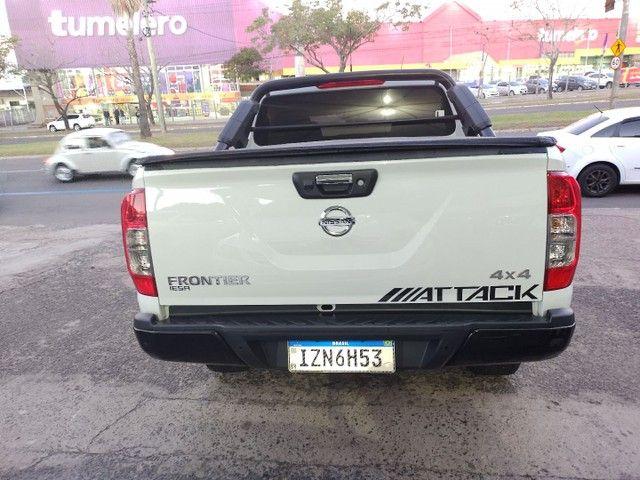 Frontier  Attack 2.3 BI-Turbo Diesel, Nova 16 mil KM, Automática, Impecável! - Foto 7
