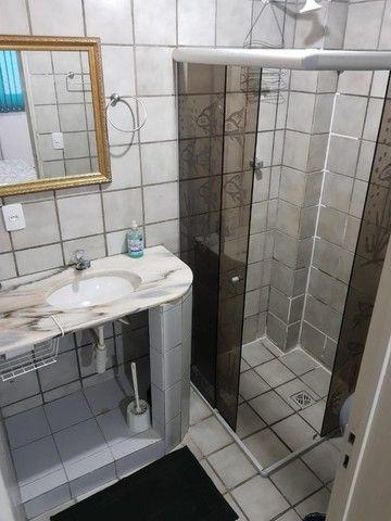 Ponta de Campina  - Vendo apartamento mobiliado! 200 metros do mar!  - Foto 14
