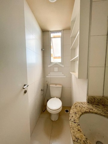 AB272 - Apartamento com 02 suítes/ projetado/ nascente - Foto 6