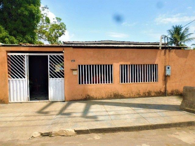 Vendo Casa No Infraero 2 Em Rua Asfaltada e Próximo de Tudo
